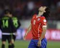 """Valdívia lamenta ausência na lista final para a Copa América: """"Vou sentir falta"""""""