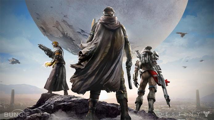Destiny é um dos destaques da semana na PSN e Xbox Live (Foto: Divulgação)
