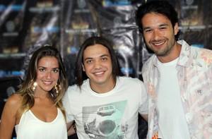 Show do Garota Safada em Coruripe (Foto: Domingão do Faustão / TV Globo)