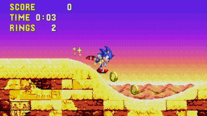 Sonic & Knuckles inovou no Mega Drive (Foto: Reprodução/YouTube)