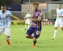 Suspenso, lateral Tony desfalca o Bahia no sábado, contra o Bragantino
