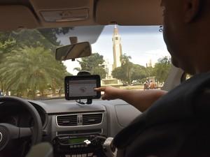Tecnologia contribui com o atendimento ao Copom e aos policiais nas ruas (Foto: Polícia Militar/Divulgação)