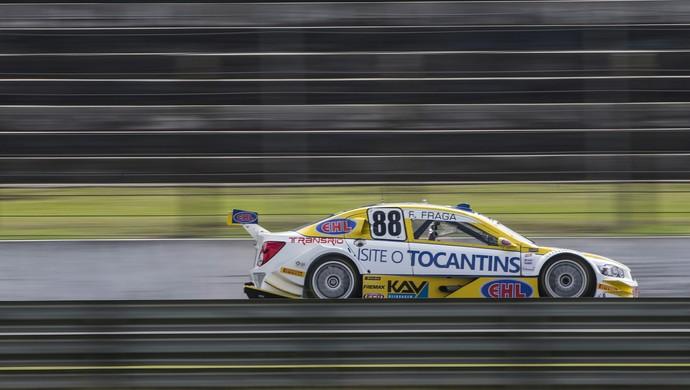 Pneus prejudicam Felipe Fraga na definição do grid de largada em Curitiba (Foto: Bruno Terena/Red Bull Content Pool)