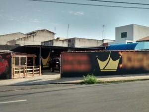 Entrega das drogas eram feitas em lava-rápido (Foto: Polícia Civil/Divulgação)