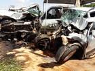 Acidente mata três pessoas na GO-070 em Itaberaí, GO