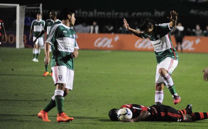 Valdivia Palmeiras (Foto: Marcos Ribolli/Globoesporte.com)