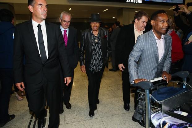 Joseph Jackson (Foto: Manuela Scarpa/ Foto Rio News)