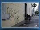 Mercado Modelo, em Salvador, é pichado pela 2ª vez em três meses