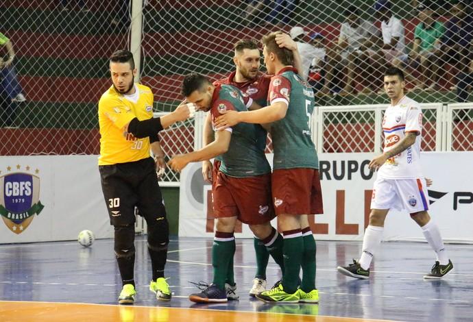 Orlândia Alaf Liga Nacional de Futsal (Foto: Luan Amaral/Divulgação)