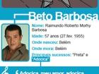 'Não entendo por que acham minha música brega', diz Beto Barbosa