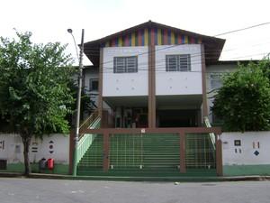 Na Escola Municipal Professor Doriol Benato há aulas de reforço em matemática no contraturno (Foto: Arquivo pessoal)