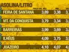 Preço do litro da gasolina chega a R$ 4,25 em Salvador; veja outras cidades