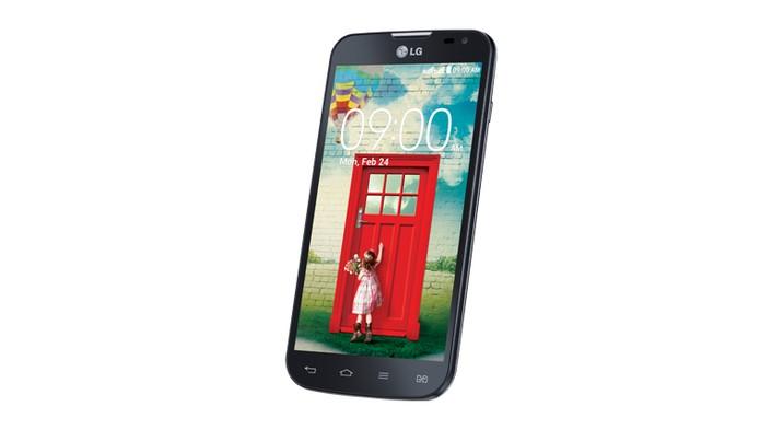 LG L90 tem tela com melhor resolução do que concorrente (Foto: Divulgação/LG)