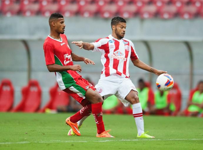 Náutico x Boa Esporte Série B (Foto: Aldo Carneiro / Pernambuco Press)