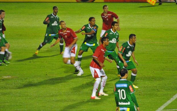 Chapecoense vence o Boa Esporte por 4 a 1 fora de casa (Foto: Lucas Magalhães)