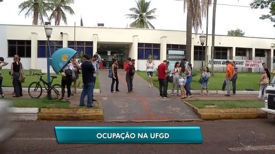 Ocupações continuam na UFGD e UEMS e termina na UFMS