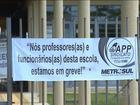 Greve dos professores entra na terceira semana no Paraná