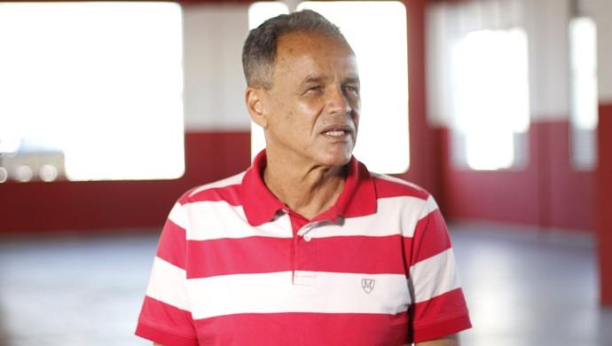 Roberval Davino (Foto: Osmar Rios / GloboEsporte.com)