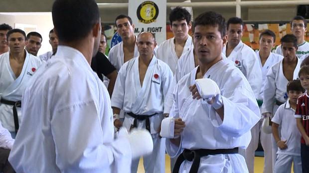 Chinzô Machida SporTV News (Foto: Reprodução/SporTV)