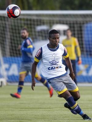 Manoel; Elber; Cruzeiro (Foto: Washington Alves/Light Press)
