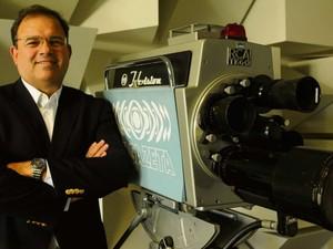 Celso Guerra, diretor-executivo da TV Gazeta (Foto: Chico Guedes/ Arquivo A Gazeta)