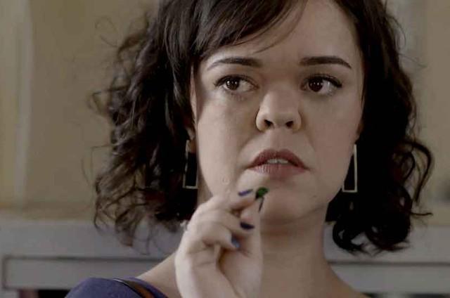 Juliana Caldas, a Estela de 'O outro lado do paraíso' (Foto: TV Globo)