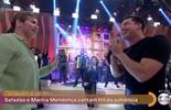 Wesley Safadão e Marília Mendonça cantam 'Ninguém é de Ferro'