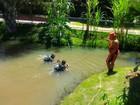Jovem morre afogado em represa de chácara em que celebrava o Natal