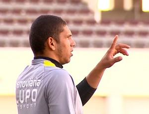 Wilson Júnior, atacante da Ferroviária (Foto: Ely Venâncio / EPTV )