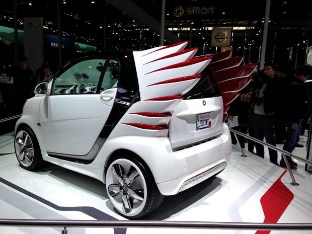 Auto Esporte - Produção do Smart 'com asas' é confirmada no
