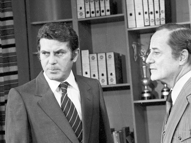 César Limeira Reis (Carlos Zara) e Bruno Baldaracci