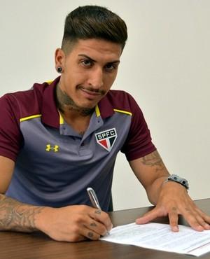 Gabriel São Paulo (Foto: Erico Leonan / site oficial do São Paulo FC)