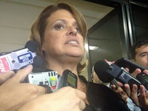 Advogada de defesa diz que já recorreu da sentença (Foto: Nathália Duarte/G1)