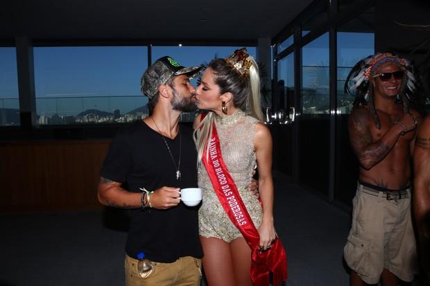 Bruno e Giovanna Ewbank  (Foto: Raphael Mesquita/Brazil News)
