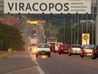 Plano de segurança prevê rotas de fuga no acesso a Viracopos na Copa
