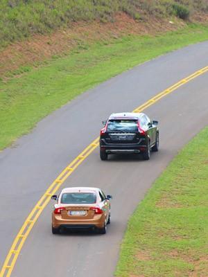 Volvo estuda trazer o carro autônomo ao Brasil (Foto: Divulgação/Volvo)