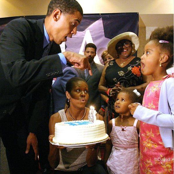 Barack Obama (Foto: Reprodução/ Instagram)