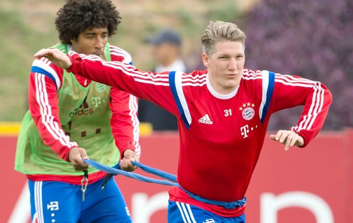 Schweinsteiger Bayern de Munique (Foto: EFE)