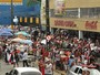 FOTOS: Torcida do Santa invade as ruas para comemorar ttulo Pernambucano