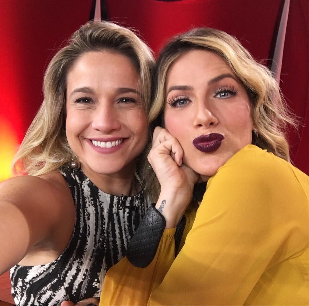Giovanna Ewbank e Fernanda Gentil (Foto: reprodução/Instagram)