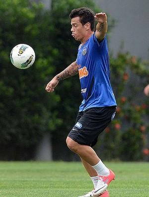 Bernardo Santos (Foto: Ivan Storti / Divulgação Santos FC)