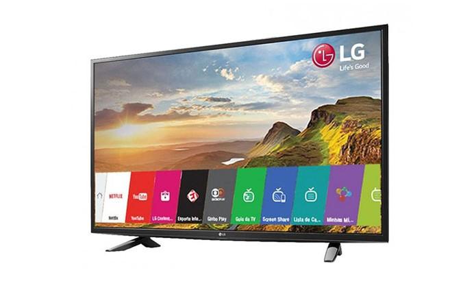 c985121f3 Confira as seis Smart TVs de 43 polegadas com o melhor custo ...