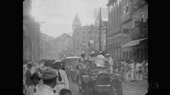 Programa mostra o carnaval através da história