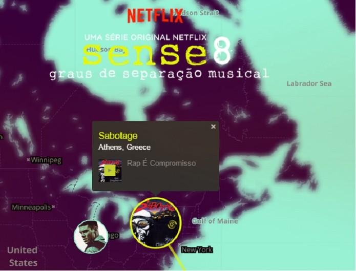 Sistema não é muito preciso (Foto: Gabriel Ribeiro/TechTudo)