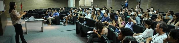 Alunos intercambistas da Unifor têm encontro de tira-dúvidas (editar título)