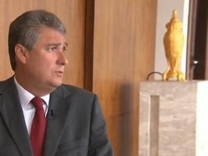Secretário da Fazenda do Paraná Mauro Ricardo Costa (Foto: Reprodução/ RPC TV)