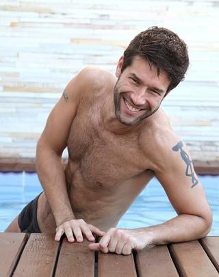 Daniel Del Sarto, ex 'Malhação', fala dos projetos profissionais: Tenho saudades de fazer TV. Adoro fazer novela. Mas a dificuldade é conciliar com os shows (Foto: Press Rio/Divulgação)