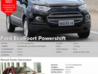 Primeiras impressões: Ford EcoSport Powershift e 4WD
