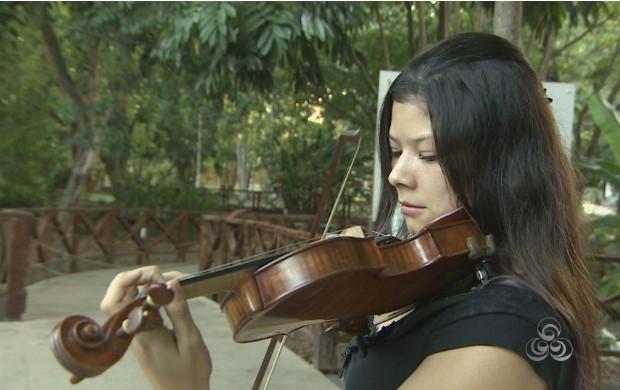 Samara Cunha se apresentará em show especial de fim de ano (Foto: Bom Dia Amazônia)