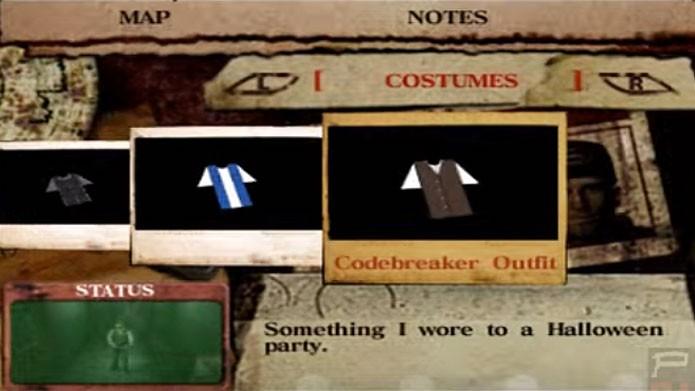 Cumpra o objetivo para desbloquear a roupa, comece um novo jogo e escolha no inventário (Foto: Reprodução/Youtube)